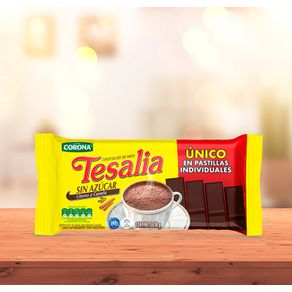 Chocolate-Tesalia